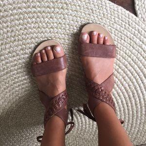 Koolaburra Wrap Sandals